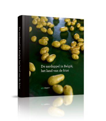 Belgapom publiceert het boek 'De aardappel in België, het land van de friet'