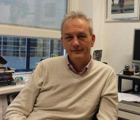 Geert Wiegertjes benoemd tot hoogleraar Aquacultuur en Visserij WUR