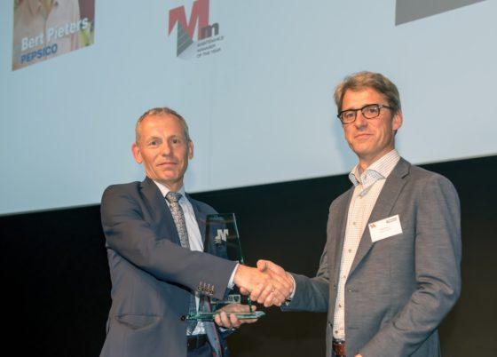 Bert Pieters, PepsiCo Veurne, Maintenance Manager van het Jaar (update + video)