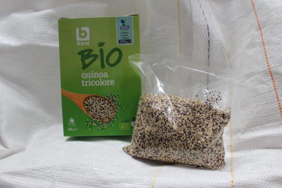 Voedsel voor de Toekomst-project leidt tot duurzame quinoaketen