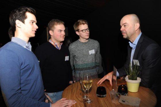Speed dates met CEO's voedingsindustrie