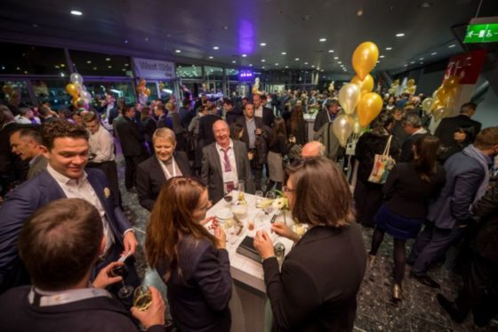Uitreiking FIE & Ni Innovation Awards in Frankfurt