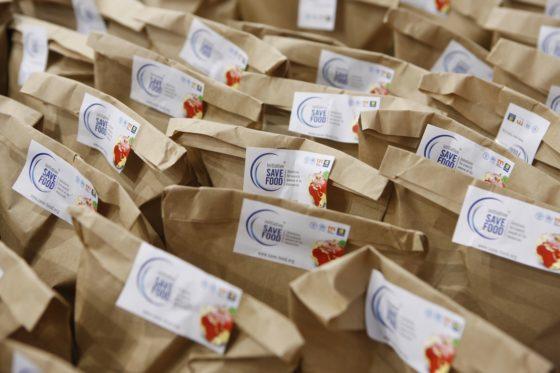 FAO nieuwste lid van het Save Food Initiatief