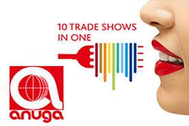 Anuga 2017 neemt Koelnmesse in beslag
