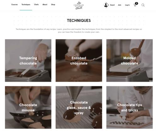 Callebaut start e-learning platform over chocolade van chefs, voor chefs