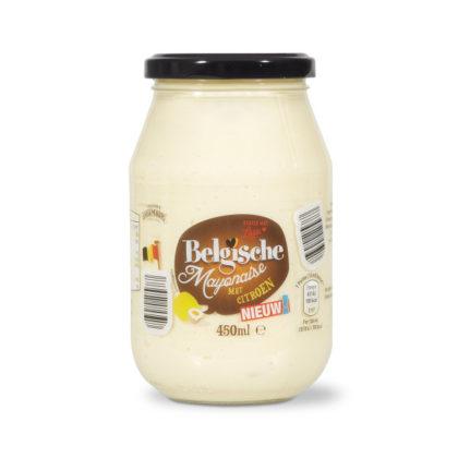 Belgische mayonaise mag minder vet bevatten