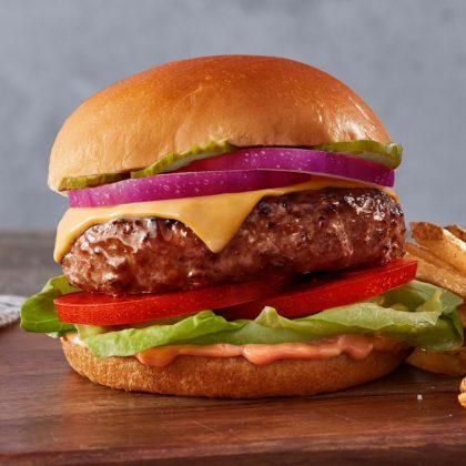 Beyond Meat lanceert vegan burgerbij Delhaize en AH
