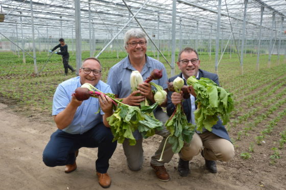 Colruyt Group kiest voor uniek partnerschap met bio-landbouw- en maatwerkbedrijf