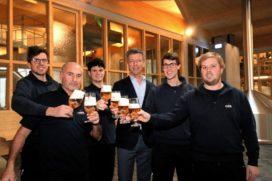 Brouwerij Omer Vander Ghinste overschrijdt kaap van 100.000 hectoliter bier