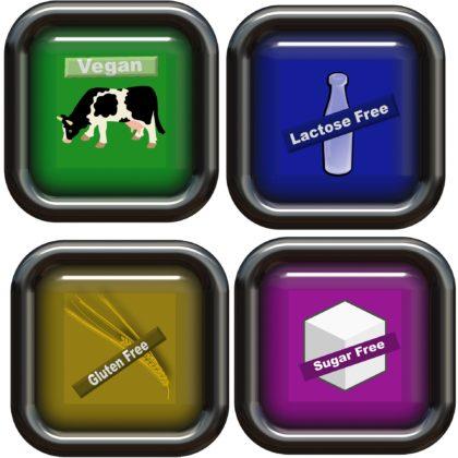Nieuwe regels lactosevrij en andere vrij-van claims