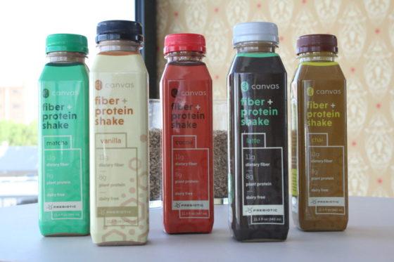 AB Inbev lanceert vezel- en proteïnerijk drankje Canvas