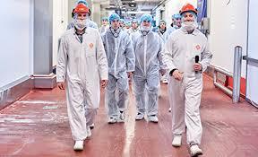 Factory of the Future Awards: Voedingsbedrijven evolueren naar fabrieken van de toekomst (correctie)