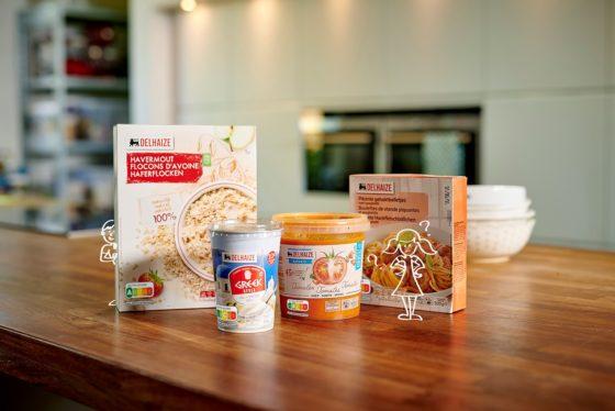 Delhaize eerste met Nutri-score op de verpakking