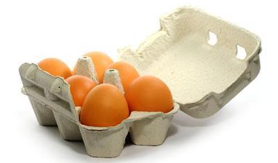 De eieren op de Belgische markt zijn veilig