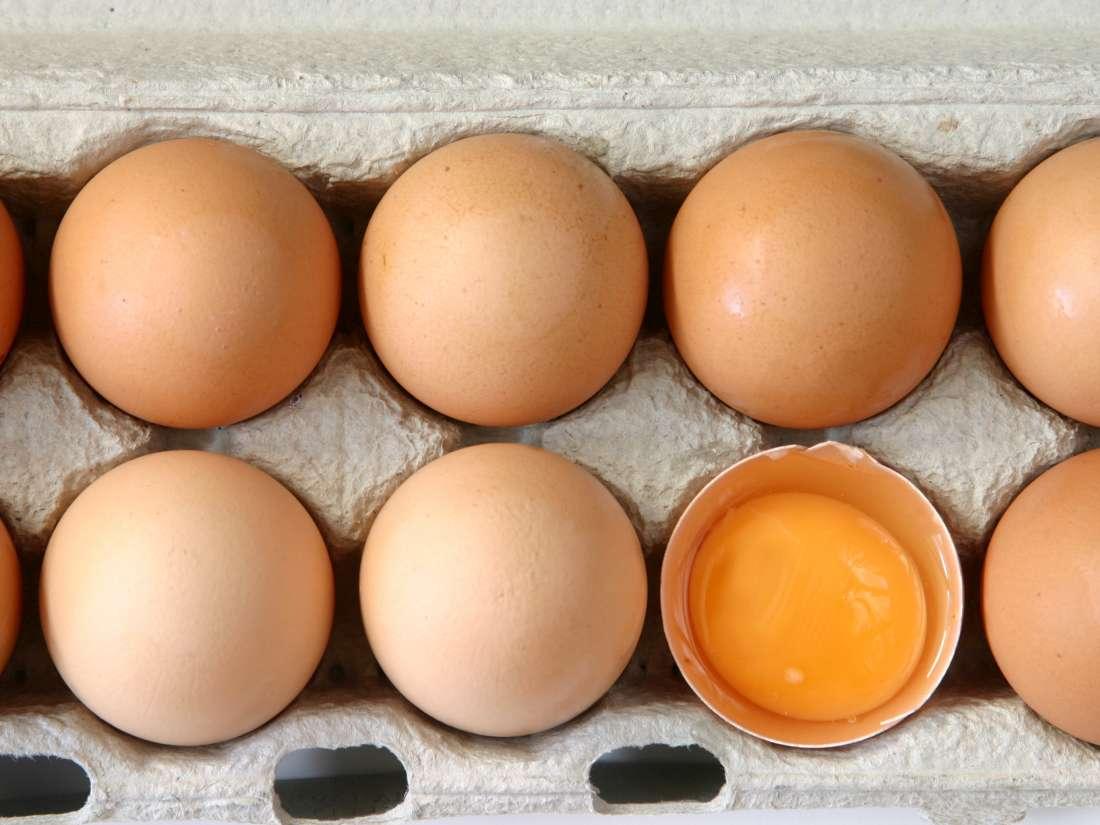 Analyses eieren met fipronil starten deze week in erkende laboratoria