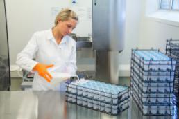 Voedingstechnische begeleiding voor hoeveverwerkers