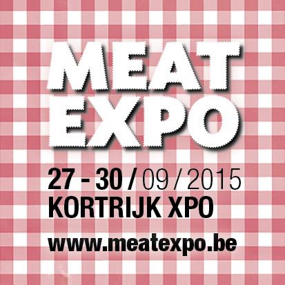 Meat Expo 2015 voor slager en vleessector!