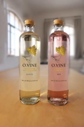 Reststroom van wijn dient als smaakmaker water