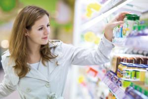 Packcontact focust op primaire voedingsverpakking