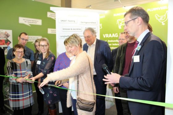ILVO lanceert Living Lab Veehouderij