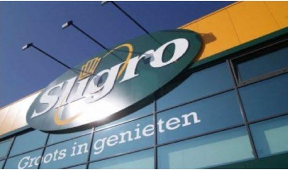 Sligro kiest voor autonome groei in België