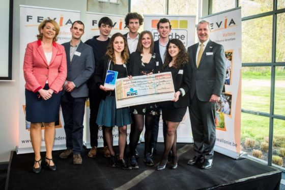 Ecotrophelia-prijs voor 'Specornoos' van ULB