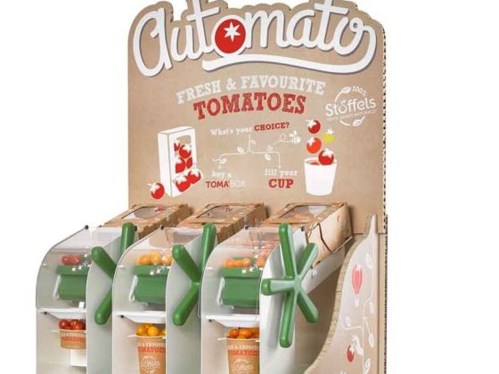 Tomatenkwekerij Stoffels maakt indruk met de 'Automato'