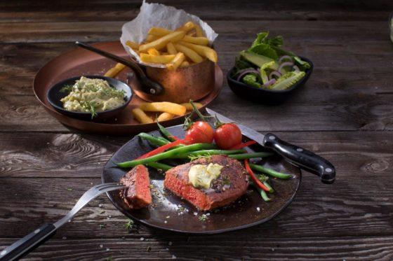 Tesco verkoopt 100% plantaardige biefstuk