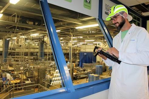 Industrie 4.0: Nestlé Wagner digitaliseert productieproces en verhoogt de productiviteit