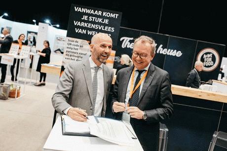Carrefour en Westvers versterken samenwerking