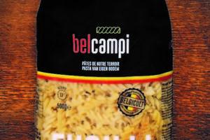 Belcampi lanceert de eerste pasta van Belgische bodem