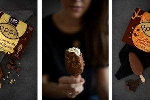 Oppo lanceert eerste low calorie roomijssticks in België