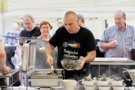 Brevisco en Colruyt vieren eerste Belgische mosselen