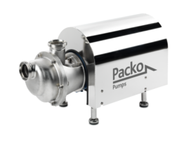 Packo Pumps lanceert hygiënische zijkanaalpomp
