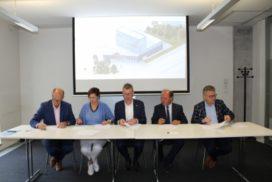 ILVO en VLIZ bouwen InnovOcean Campus