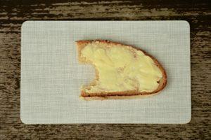 Wetenschappers maken boterachtige spread met 80% water