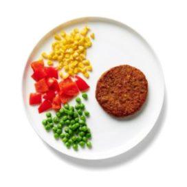 FiftyFifty: vlees plus groenten in één product