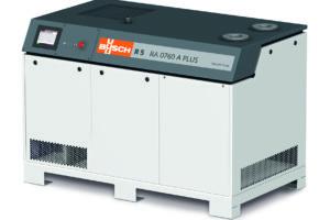 Draaischuifvacuümpomp met drukregeling klaar voor Industrie 4.0