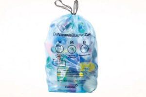 Fost Plus sorteert samen met 3 bedrijven de nieuwe blauwe zak