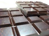 Donkere chocolade bevordert klanttevredenheid