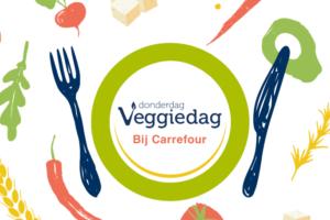 Carrefour en EVA werken samen voor Donderdag Veggiedag