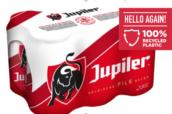Geen nieuw plastic voor Jupiler verpakkingen